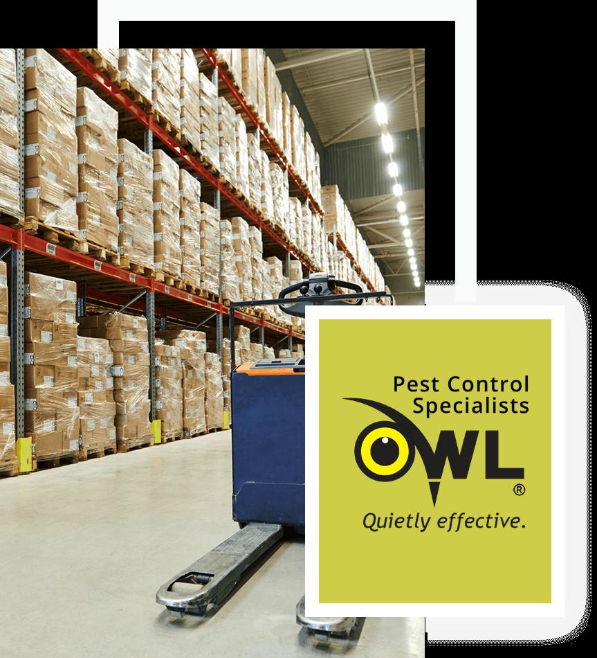 pest-control-services-for-warehousing-non-food-Owl Pest Control Dublin