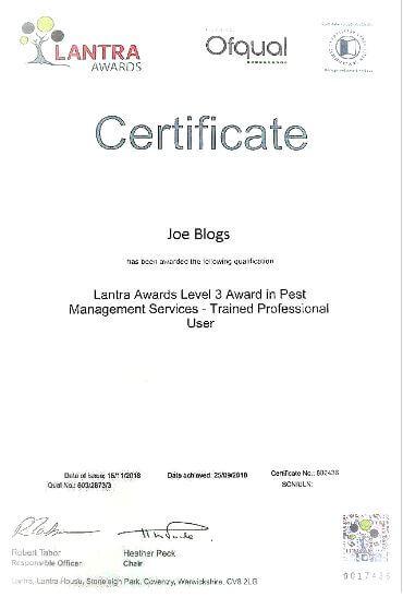 pest-control-training-qualification-ireland-lantra