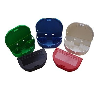 Plastic Mouse Boxes