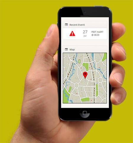 remote-pest-monitoring-smartphone-owl-pest-control-dublin