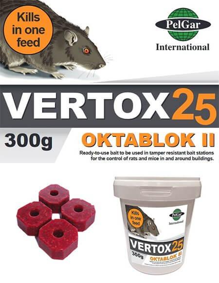 Vertox 25. Oktablok II