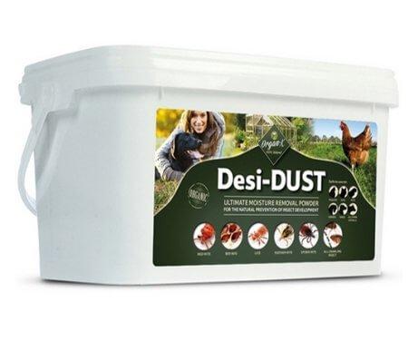 diatomaceous-earth-DE-desi-dust-Owl Pest control Ireland