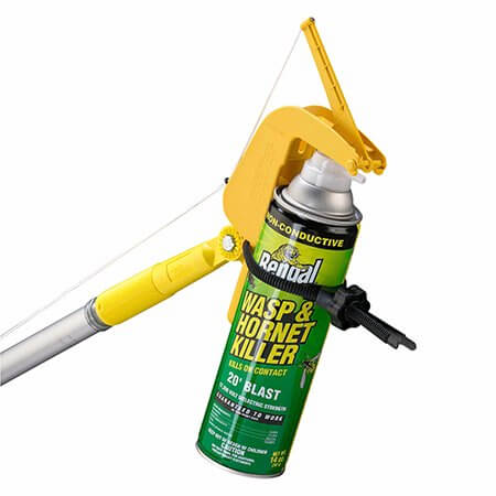 Lever operated Sprayer pro for use with painters pole